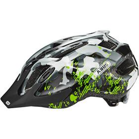 ABUS MountX Helmet grey camouflage